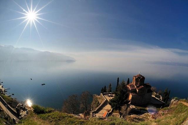 Ohrid: Über 800 Erdbeben in den letzten zwei Wochen