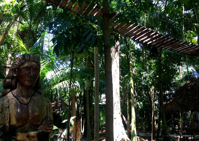 Maria Cacao - Argao Nature Park