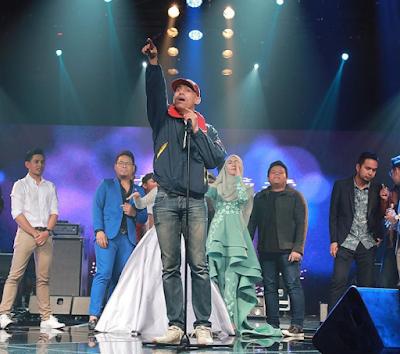 anugerah juara lagu ke-32, finalis anugerah juara lagu ke-32, pemenang anugerah juara lagu ke-32, senarai lagu anugerah juara lagu ke-32, Separuh akhir muzik-muzik ke32,