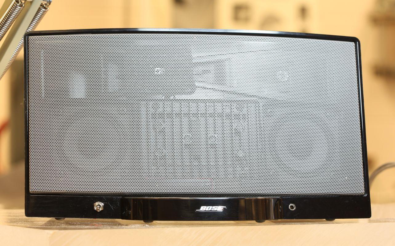 Resurrection of a Bose SoundDock iPod dock