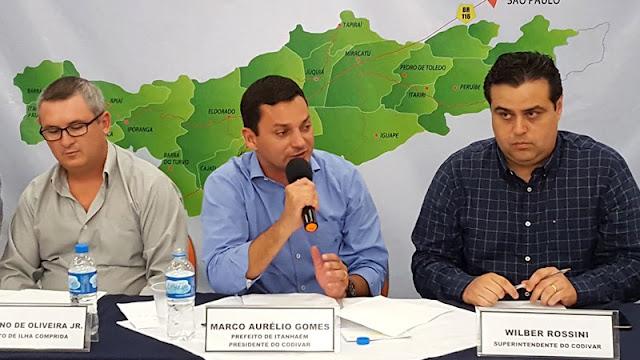 Litoral Sul e Vale do Ribeira se unem  para fortalecer o Turismo