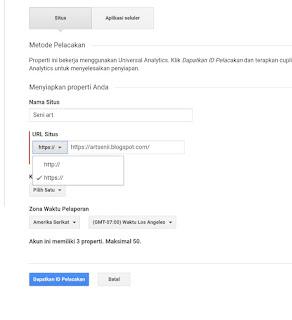 Cara menggunakan Google Analytics yang benar