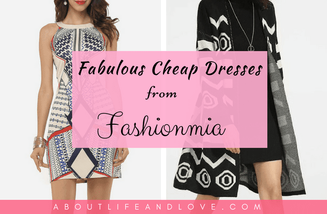Fabulous Cheap Dresses from Fashionmia