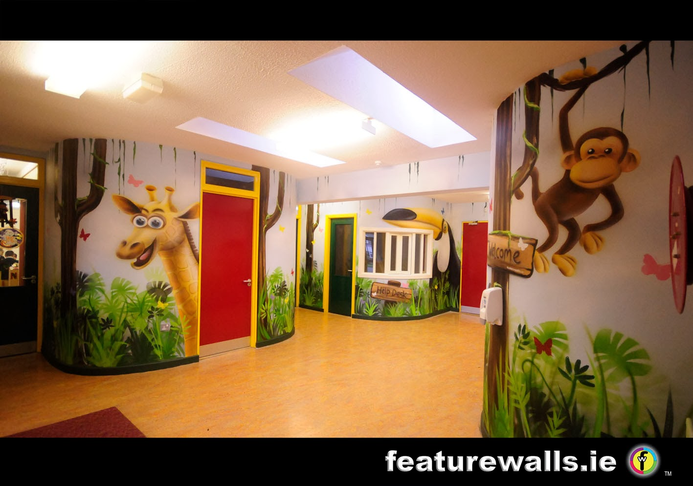 Mural Painting Professionals featurewalls.ie: NATIONAL ...