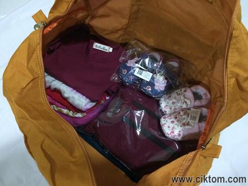 7 Sebab Exclusive Suede Foldable Travel Bag Menjadi Pilihan Ciktom