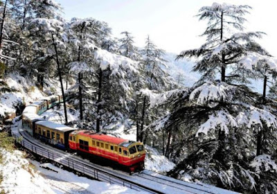 Best places for winter vacation in india