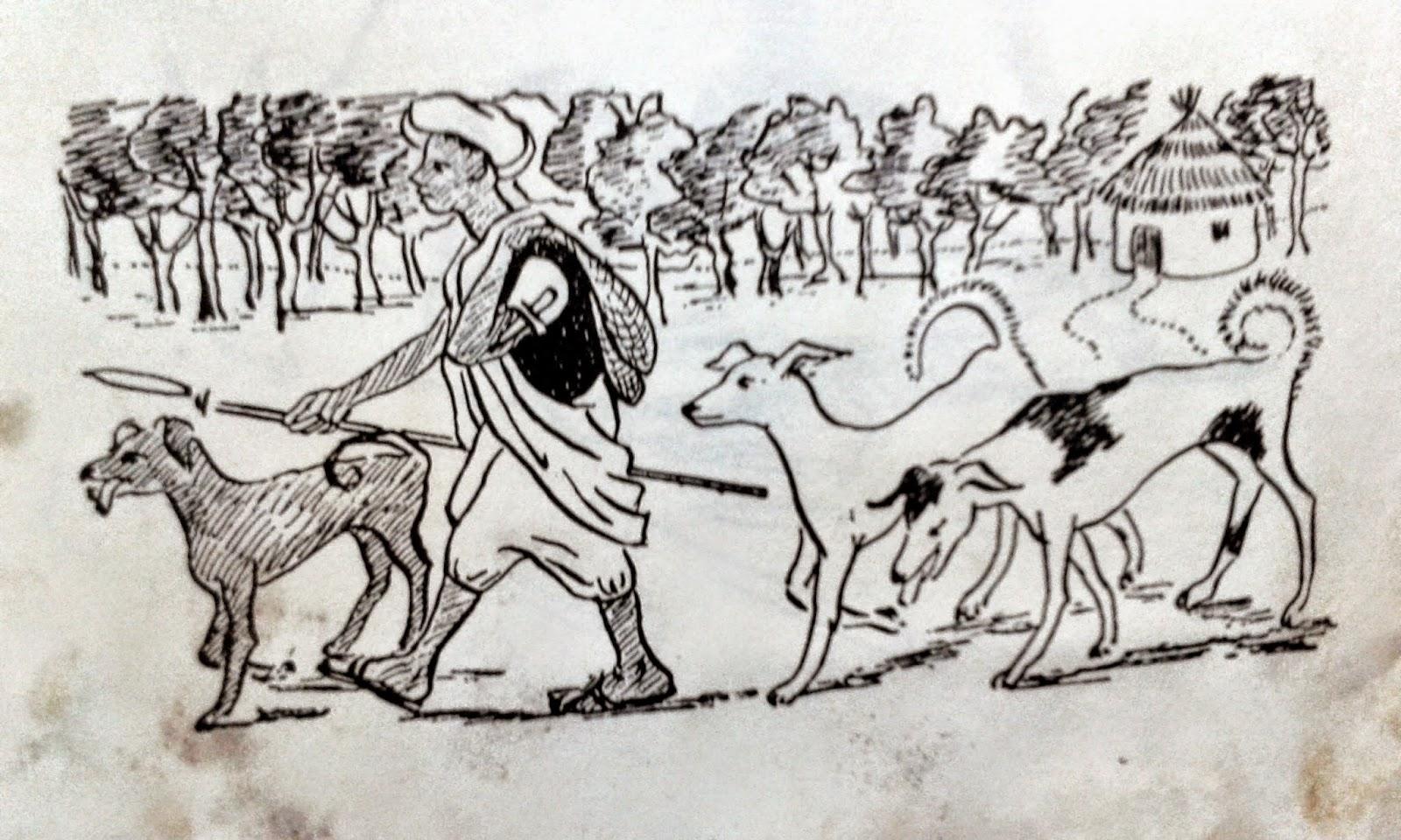 الاحاجي السودانية عبدالله الطيب