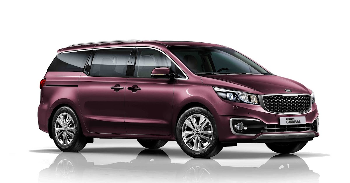 Motoring Malaysia Naza Kia Reveals New Top Spec Grand Carnival 2 2d Sx Priced At Rm188 888 Onwards
