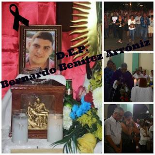 D.E.P Bernardo Benítez Arróniz