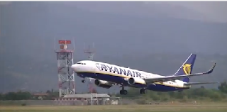 Ryanair plans 44 new routes to boost its Italian operation