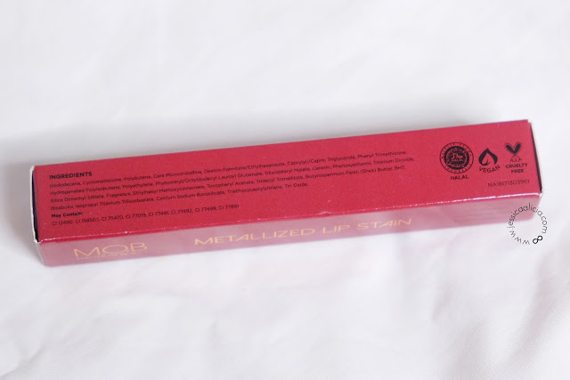 Review : M.O.B (Matter of Beauty) Cosmetic by Jessica Alicia