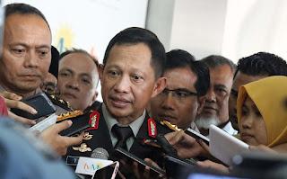 Kapolri Meminta Haris Azhar Ungkap Nama nama Pejabat Penegak Hukum yang Mendapat Setoran Bisnis Narkoba Dari Freddy - Commando