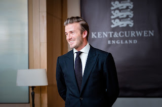 Celebrity Endorsements, David Beckham, Kent Curwen