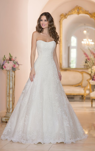 Brautkleid Spitze, Brautkleider aus Spitze, Spitzen Brautkleid