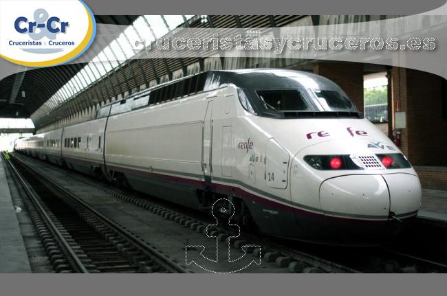 ► 10 - Vuelo de vuelta y regreso en tren - ¡Hasta pronto!