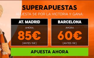 888sport superapuestas Atletico vs Barcelona 24 noviembre