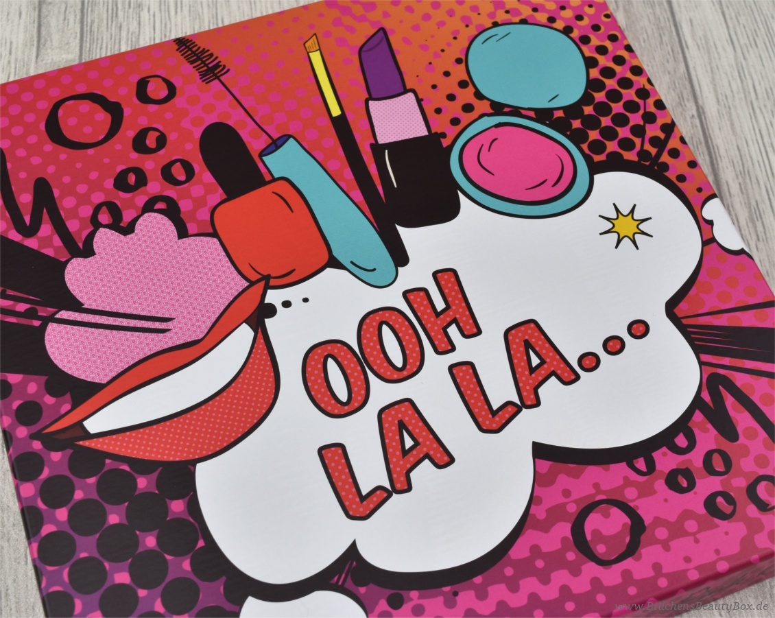 Pink Box - Pop Art Edition - Unboxing und Inhalt