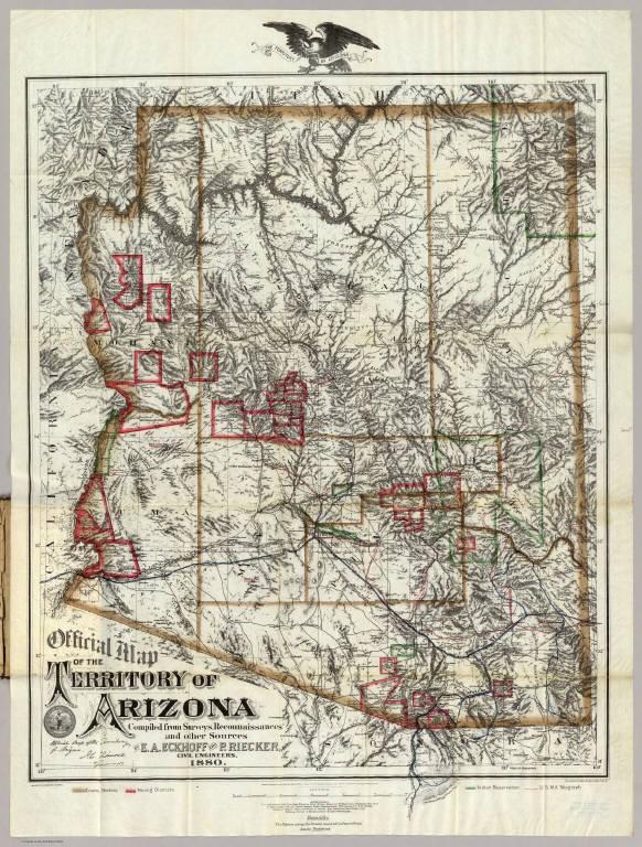 Jerome, Arizona - old copper mining town near Sedona. Don ... |Arizona Mining Towns