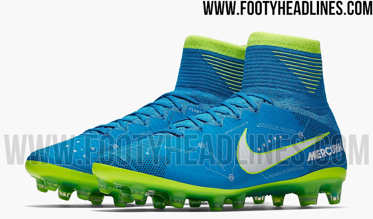 First-Ever Nike Mercurial Superfly V Neymar 2017 Signature Boots ... 5ff6632f7