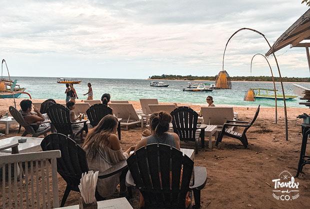 Que hacer en las islas Gili fiesta