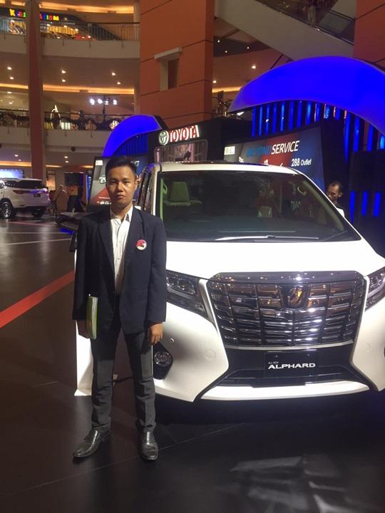 Rekomendasi Sales Toyota Kelapa Gading | Jakarta Utara