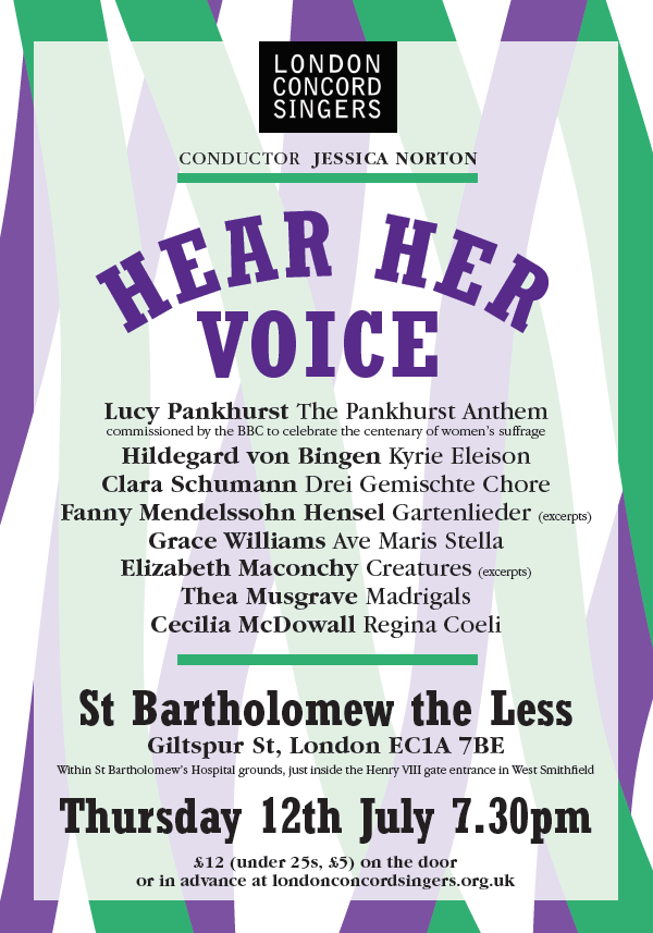 Planet Hugill: Hear Her Voice: A millennium of music by