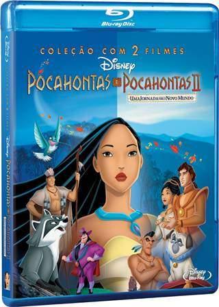 Pocahontas 1 y 2 Viaje a un Nuevo Mundo DVDRip Español Latino Descargar