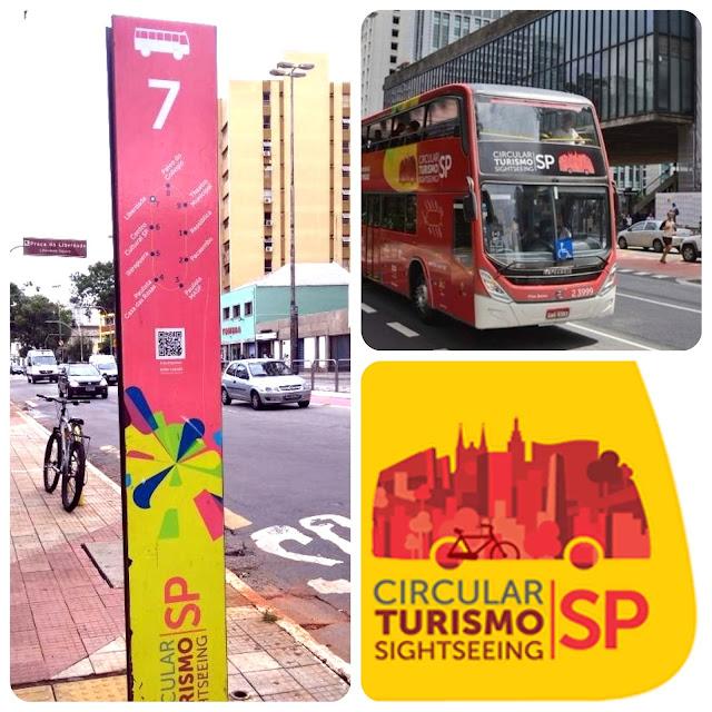 Circular Turismo SP