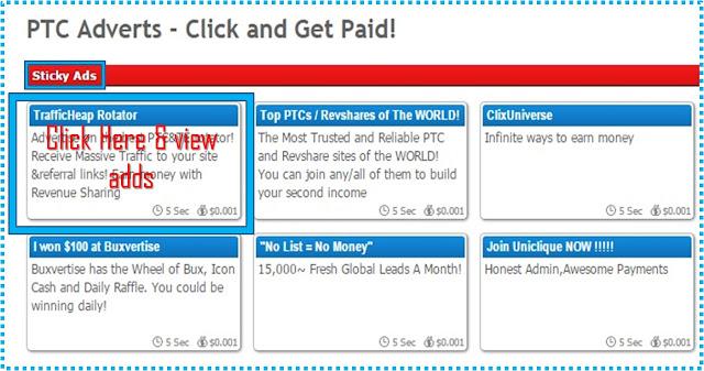 click-on-sticky-add