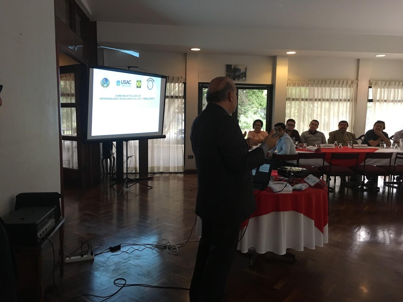 Asociación Academia Guatemalteca de Medicina y Cirugia de la Pierna ...