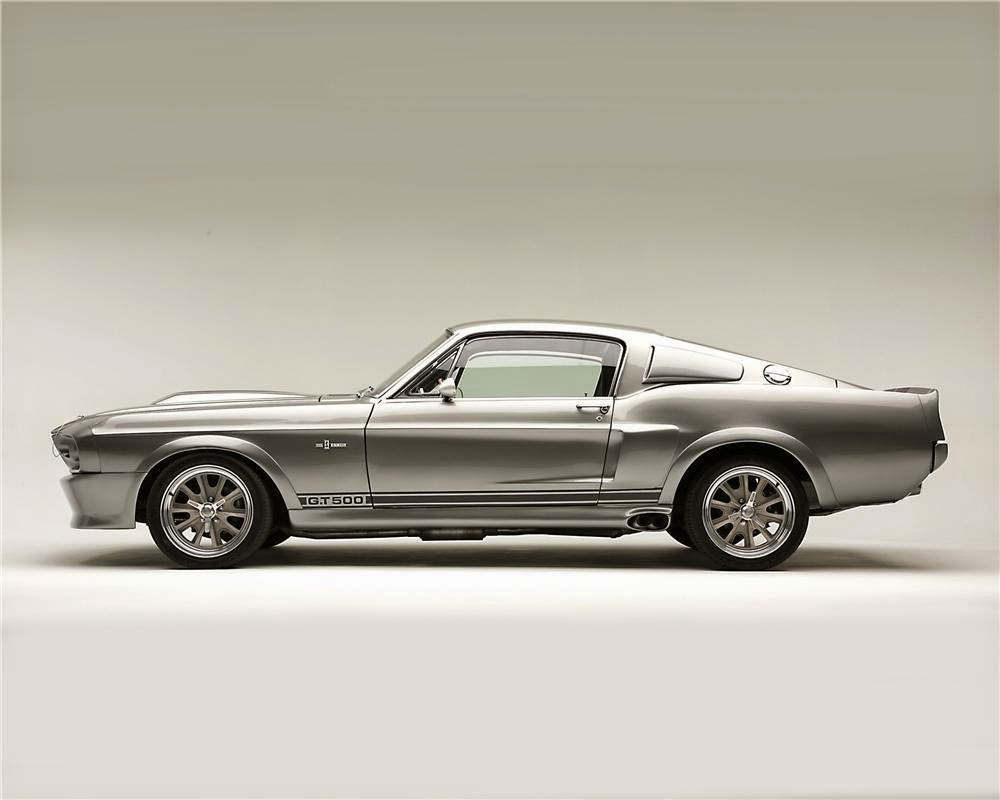 fab wheels digest f w d 1967 ford mustang gt500 eleanor. Black Bedroom Furniture Sets. Home Design Ideas