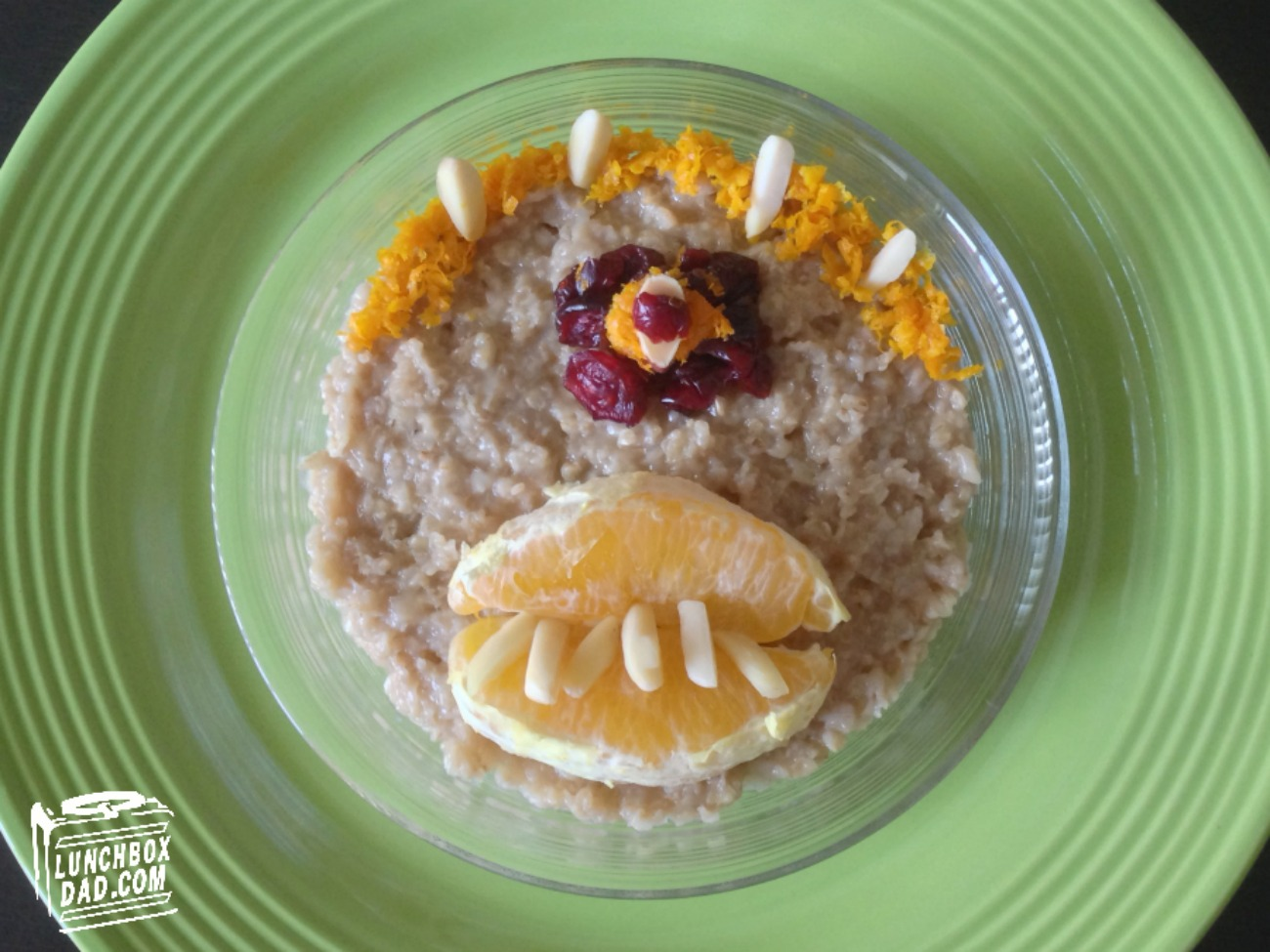 A Monsterous Bowl of Oatmeal #QuakerUp #ad