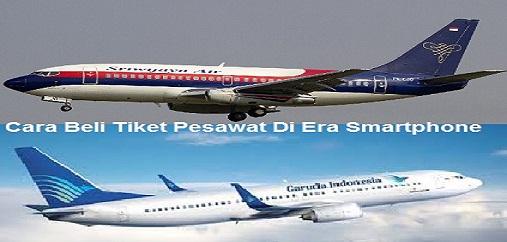 Jelang Akhir Tahun Penjualan Tiket Pesawat Naik