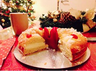 Roscones de Reyes en Dublín