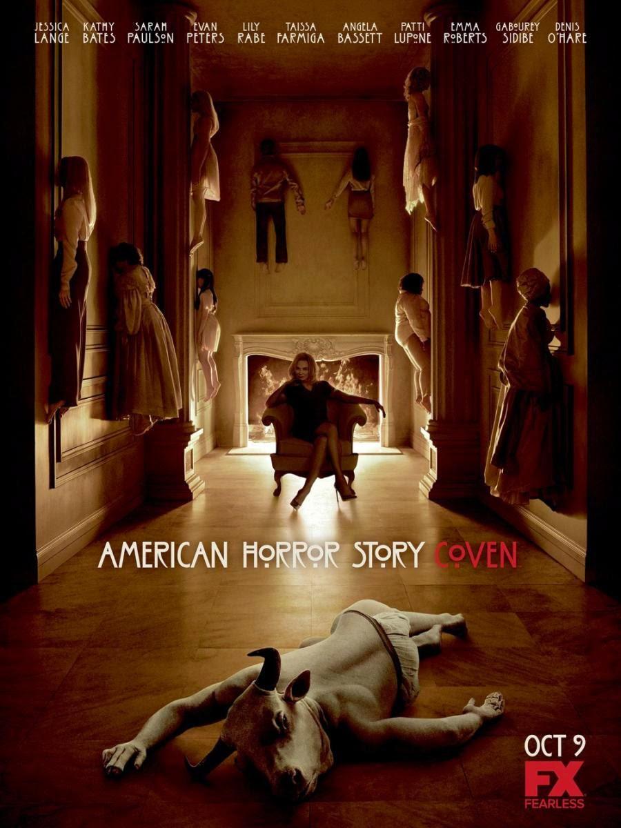 American Horror Story: Coven - El Panteón de las Letras