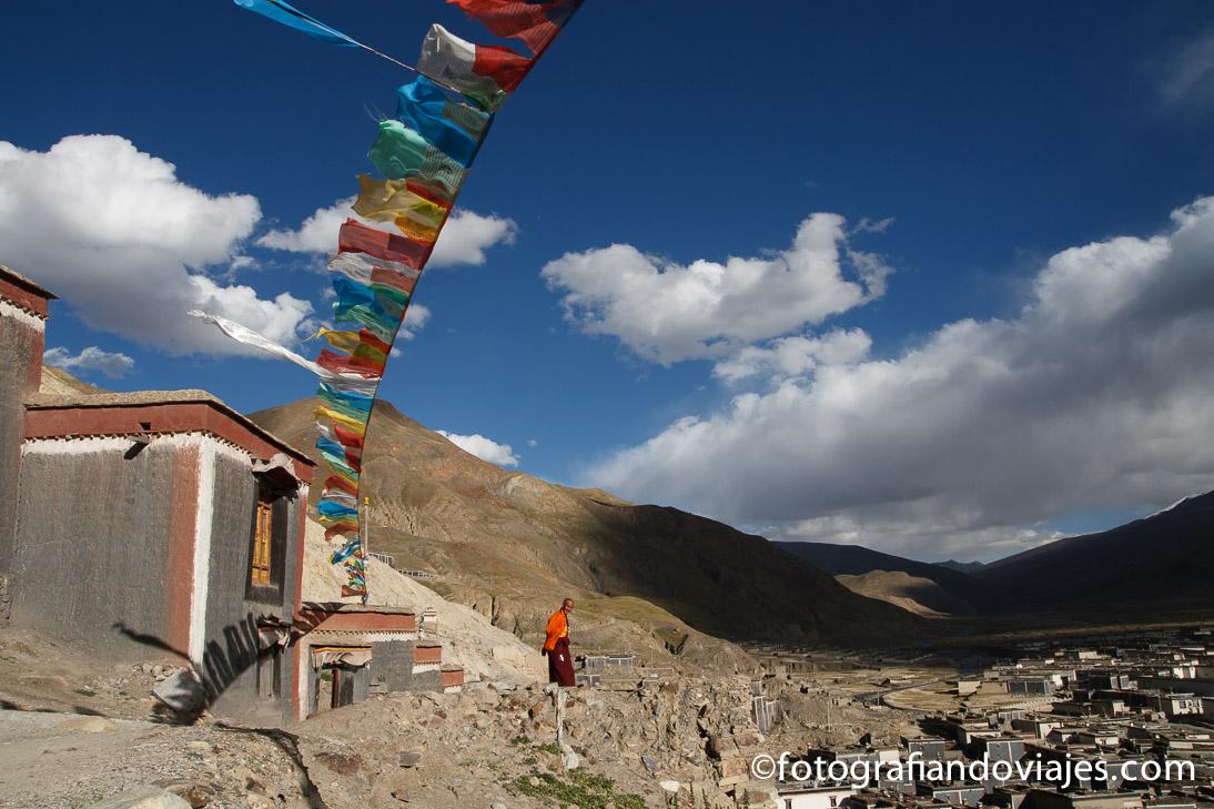 Sakia en Tibet