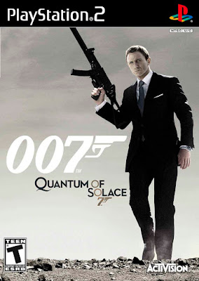 007: Quantum of Solace (NTSC) PS2 Torrent Download