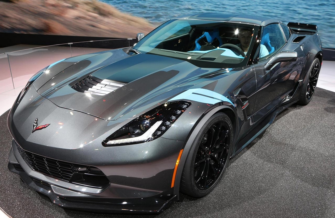 To Optimize All The Sophistication That Equip Cars Chevrolet Chevy Corvette Grand Sport With A