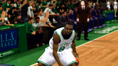 NBA 2K13 Jeff Green Player Update