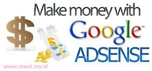 Cara Pasang Google Adsense CMS Balitbang