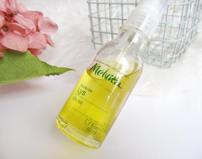 melvita lily oil