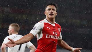 Wenger Percaya Sanchez Akan Main Sepenuh Hati di Arsenal