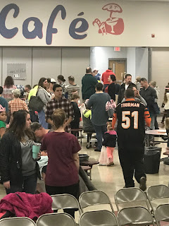Elementary School Literacy Night 2018