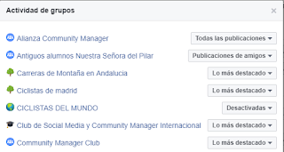 Redes Sociales, social media, facebook, notificaciones