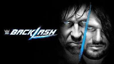 WWE Backlash 2017 Results