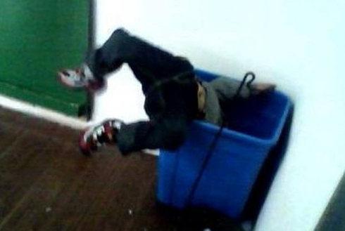 Las Torturas escolares que prueban que la cárcel es más segura que la escuela