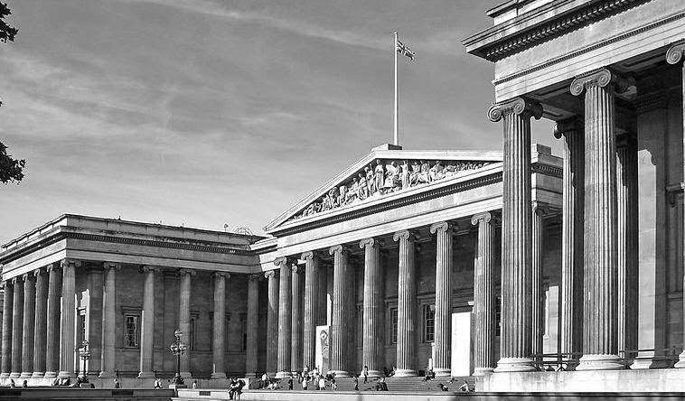 Picture of British Museum [[slnc 1000]]