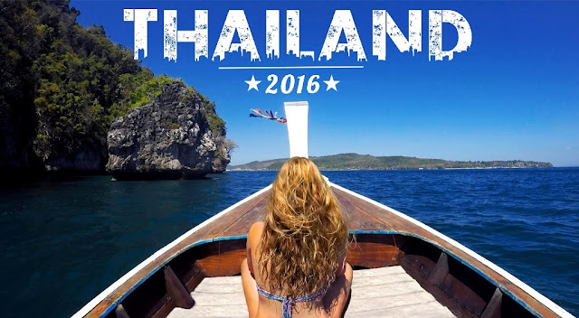 AMAZING THAILAND TRIP | Travel | GoPro HERO 4