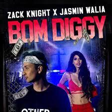 Ost Bom Diggy Zack Knight & Jasmin Walia Song Lyrics