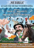 Igazi Csíki Sör, reklám, fogyasztóvédelem, Románia, Noé bárkája nyereményjáték, Lixid Project Kft